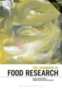 The Handbook Of Food Research - 2849506423