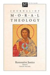 Journal Of Moral Theology, Volume 5, Number 2 - 2853958973