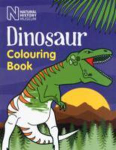 Dinosaur Colouring Book - 2862502009