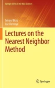 Lectures On The Nearest Neighbor Method - 2852244537