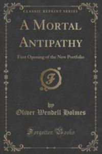 A Mortal Antipathy - 2852891354