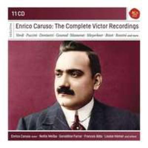 Enrico Caruso - The Complete Victor Recordings - 2848640536