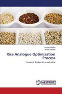 Rice Analogue Optimization Process - 2857261087