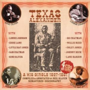Texas Alexander And His.. - 2849529007