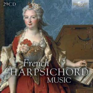 French Harpsichord Music - 2840344416