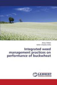 Integrated Weed Management Practices On Performance Of Buckwheat - 2857250618