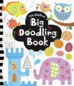 Big Doodling Book - 2839965783
