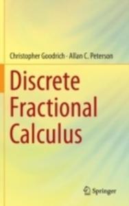 Discrete Fractional Calculus - 2854640862