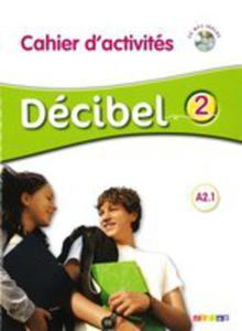 Decibel 2 Ćwiczenia + Cd - 2846045351