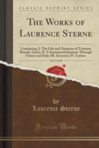 The Works Of Laurence Sterne, Vol. 7 Of 10 - 2853010773