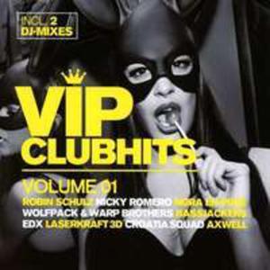 Vip Club Hits Vol.1 - 2842849996