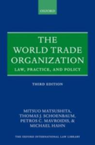 The World Trade Organization - 2850822327