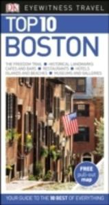Dk Eyewitness Top 10 Travel Guide: Boston - 2875081068