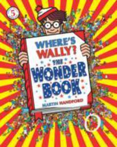 Where's Wally? The Wonder Book - 2839963423
