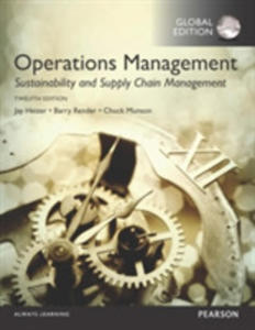 Operations Management: Sustainability And Supply Chain Management - 2847665306