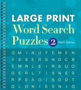 Large Print Word Search Puzzles 2 - 2841483285