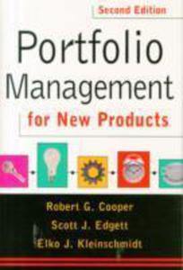 Portfolio Management For New Products - 2842822031