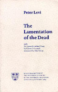 The Lamentation Of The Dead - 2839993113