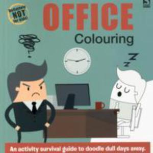 The Office Colouring Book - 2842836081