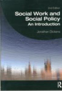 Social Work And Social Policy - 2849938515