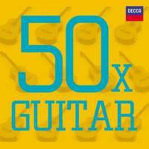 50 X Guitar - 2839656787
