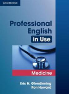 Professional English In Use Medicine - 2830556864