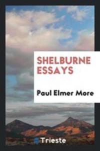 Shelburne Essays - 2861355769