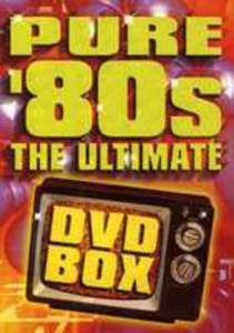 Pure 80's: Ultimate Dvd Box / Różni Wykonawcy (3pc) - 2847447073