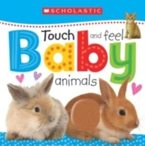 Touch And Feel Baby Animals - 2871160736