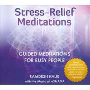 Stress - Relief Meditations (Dig) - 2840051315