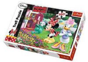 Puzzle 160 - Podlewanie Kwiatków Trefl - 2840358145
