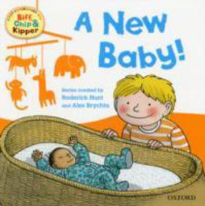 Oxford Reading Tree Read With Biff, Chip, And Kipper: First Experiences: A New Baby! - 2870396602