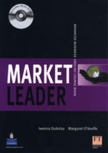 Market Leader Advanced - Coursebook Plus Self-study Cd-rom [Ksi��ka Ucznia Plus Cd-rom] - 2839265909