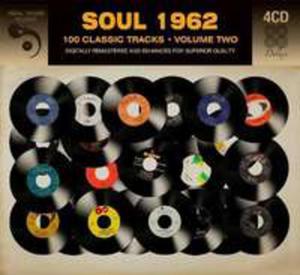Soul 1962 Vol.2 -deluxe- - 2842852642