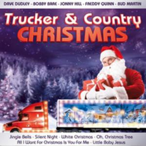 Trucker & Country Christm - 2839347072