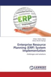Enterprise Resource Planning (Erp) System Implementation - 2857101480