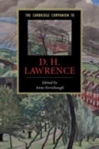 The Cambridge Companion To D. H. Lawrence - 2841706652