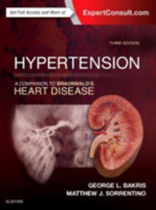 Hypertension: A Companion To Braunwald's Heart Disease - 2853946327