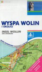Wyspa Wolin I Okolice Mapa Rowerowa 1:50 000 - 2840220862
