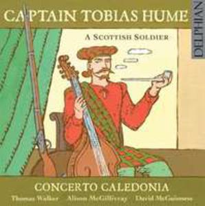 Captain Tobias Hume - A Scottish Soldier - 2839775999