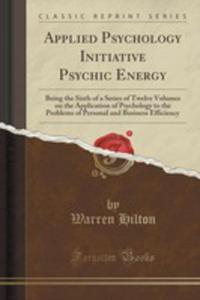 Applied Psychology Initiative Psychic Energy - 2852858779