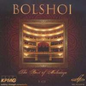 Bolshoi - Best Of Melodiya - 2839540206