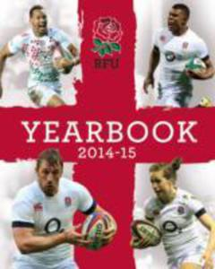 The Official England Rugby Yearbook 2014 / 15 - 2840849490