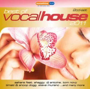 Best Of Vocal Hosue 2011 - 2839312442