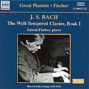 J.s.bach: Well-tempered Clavier Book 1 - 2839192599