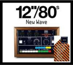 """12""""/80's New Wave - 2840103540"""