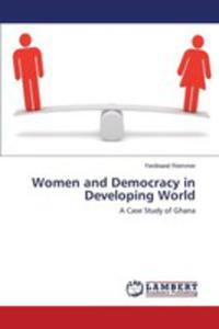 Women And Democracy In Developing World - 2857166884