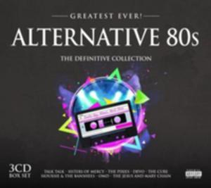 Alternative 80s / Various (Uk) - 2840214294