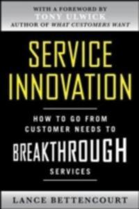 Service Innovation - 2839851109