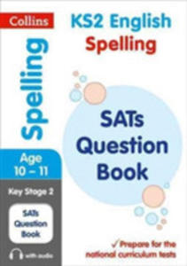 Ks2 Spelling National Test Question Book - 2845358195